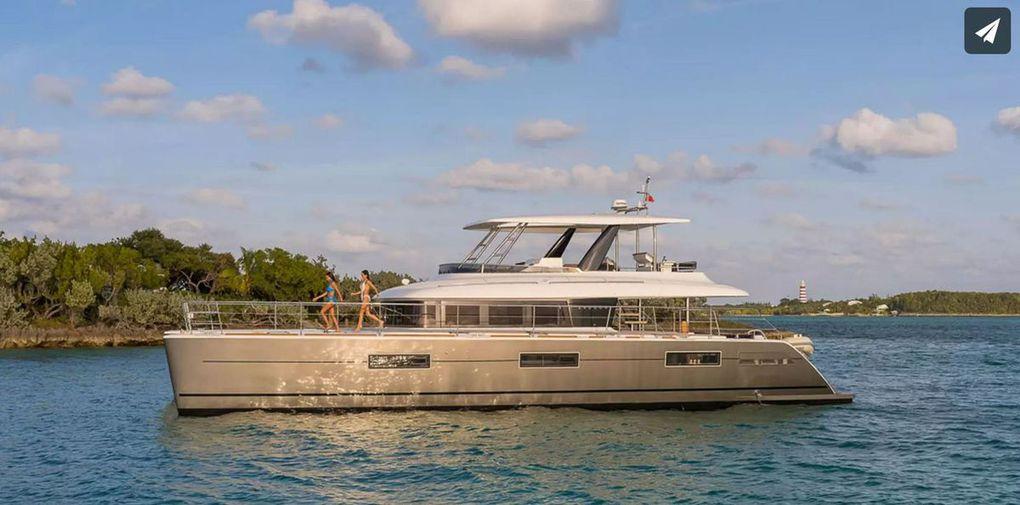 Vidéo - 5.31 Minutes de Bonheur à bord du Lagoon 630 MY
