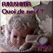 FUKUSHIMA - 21 avril 2011 - Quoi de neuf N°28 - Dernières nouvelles - NATURE(S)