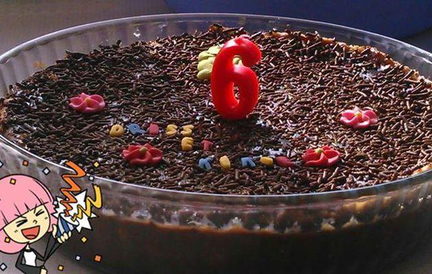 Gâteau au flan