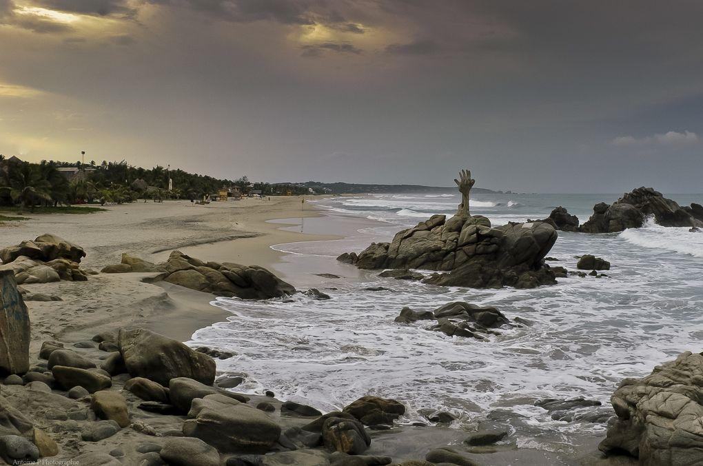 Mexique - Côte Pacifique
