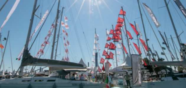 Cannes Yachting Festival J-1