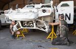 Liban : La maintenance au cœur de la Force Commander Reserve