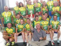 La Charente 2e au championnat national de cyclisme UFOLEP