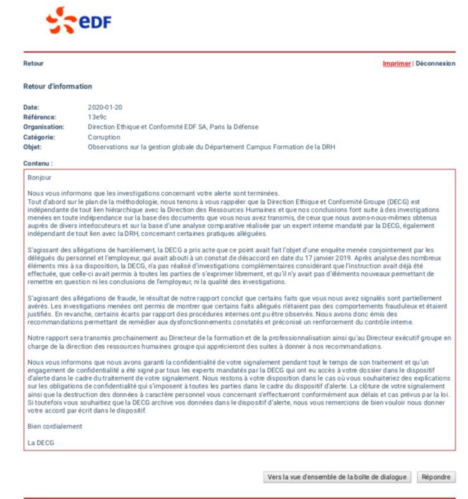 Ignorés ou licenciés: EDF mène la vie dure à ses lanceurs d'alerte