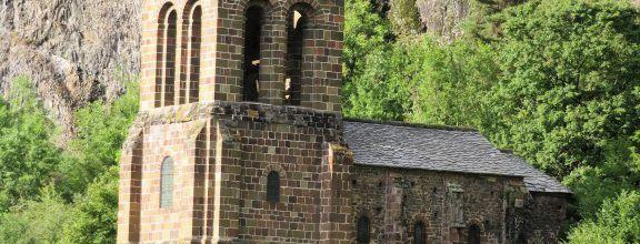 La Chapelle Sainte-Marie-des Chazes / Balade en Haute-Loire