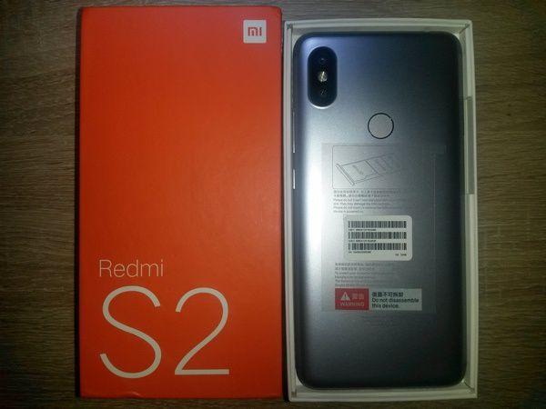 unboxing Xiaomi RedMi S2 Dark Grey 32 Go + comparatif avec Archos 55 Helium Ultra @ Tests et Bons Plans