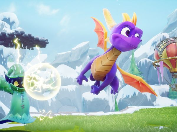Spyro Reignited Trilogy : le dragon revient le 21 septembre sur PS4 et Xbox One