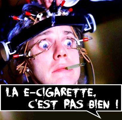 La cigarette électronique mérite t-elle une deuxième couche du Sénat ?