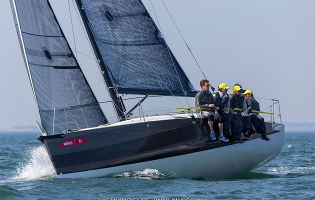 J Composites exposera le J/99 N°40 sur le Nautic de Paris