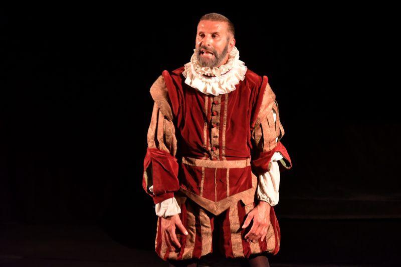 Gilles de Gouberville : représentation théâtrale
