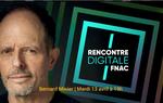 Ce mardi, à 19h, rencontre Fnac digitale avec Bernard Minier