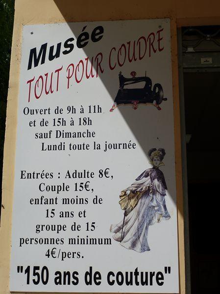 Album - Musée de la Machine à coudre