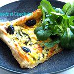 Cuisine du Confinement #2 Quiche aux épinards et au Fromage de Brebis