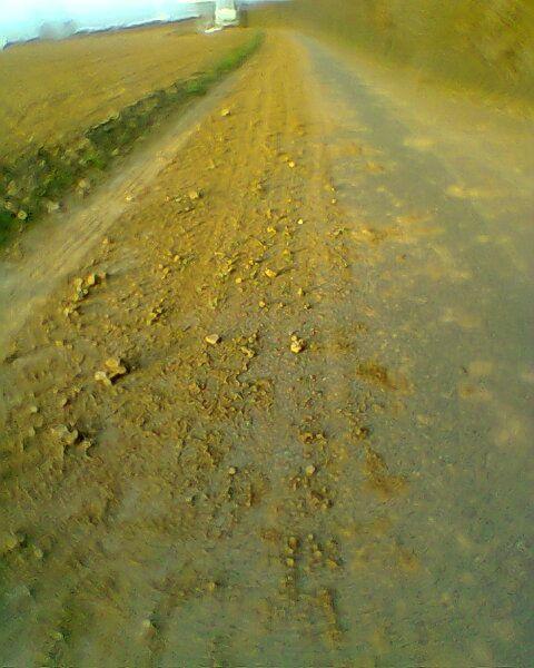 Pistes cyclables: merci aux agriculteurs de Wissous (91)