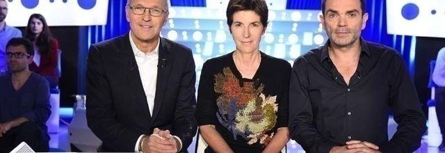 Estelle Denis, Mathieu Bermann, Cats on Trees (...) invités de On n'est pas couché ce soir sur France 2