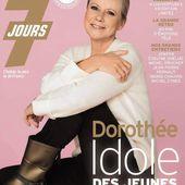 """Dorothée, interrogée dans Télé 7 Jours : """" Je crois que l'on ne respecte plus les jeunes téléspectateurs. """" - Leblogtvnews.com"""