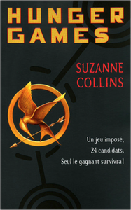 SUZANNE COLLINS – HUNGER GAMES (TOME 1/3)