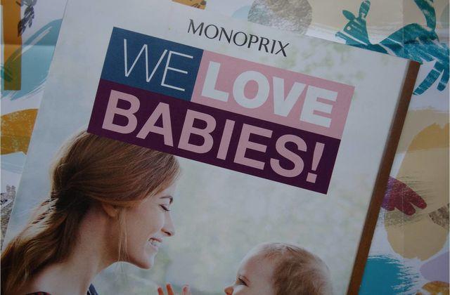 Quand Monoprix gâte Maman et Bébé : la Mummy box à gagner !