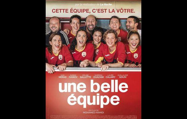 Une belle équipe / CINEMA /  De Mohamed Hamidi . 2020