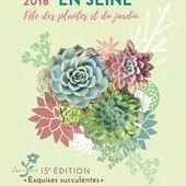 15eme édition de Fleurs en Seine les 15 et 16 septembre 2018 - Jard'infos