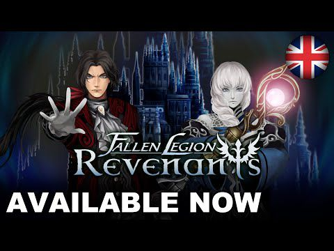 [ACTUALITE] Fallen Legion Revenants - Maintenant disponible