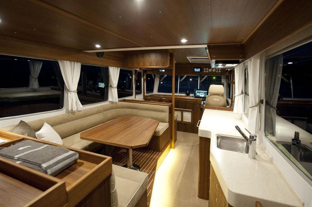 Interview Yachting - Le luxe du semi-custom de 23 à 46 pieds pour Targa