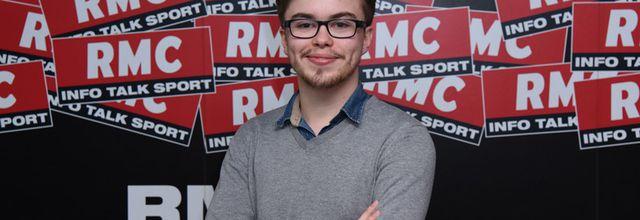 Maxime Taldir lauréat de la 6ème de la « Bourse Marc Van Moere » et intègre la rédaction de RMC Sport