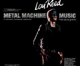 Metal Machine Music - Lou Reed