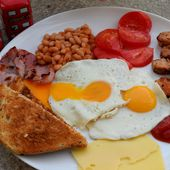 English breakfast express - Graine d'Epices