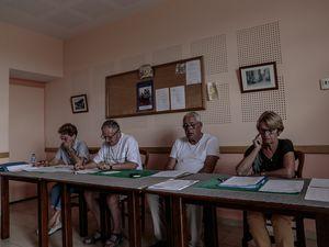 17e assemblée générale de l'association le Riou