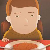 Ce film français traite de la difficulté d'un enfant à trouver sa place dans une famille recomposée