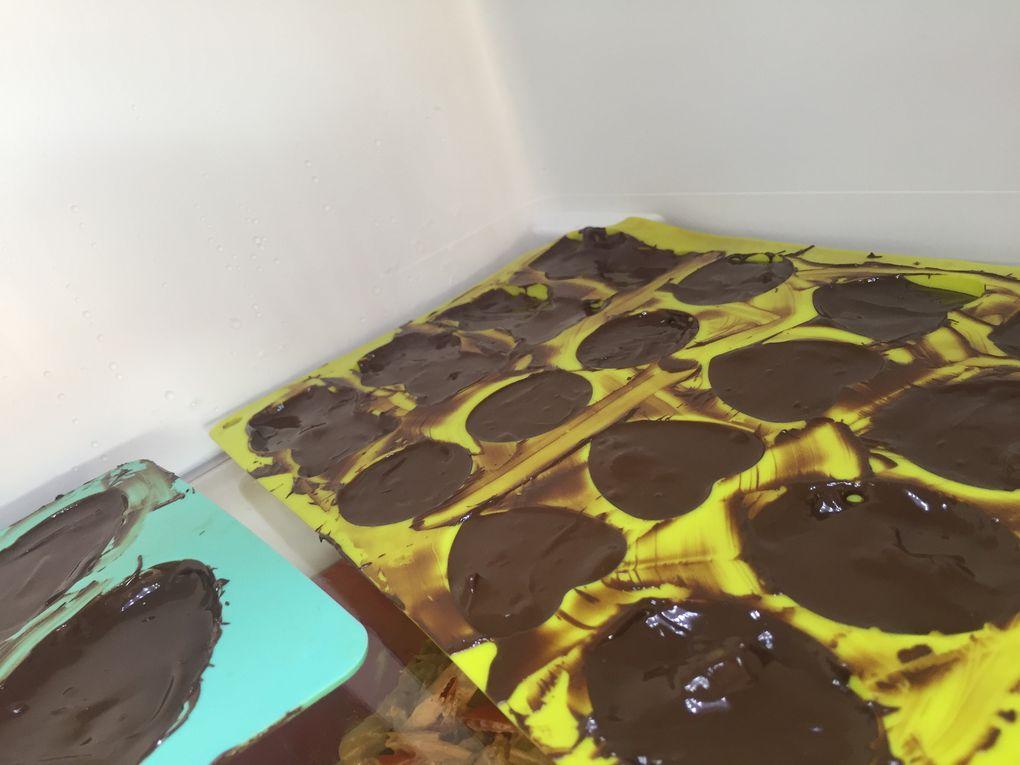 faire des chocolats de paques avec ses enfants sur charlotteblabla blog