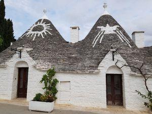 Albarobello, les trulli