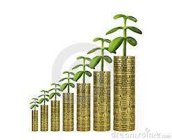 Crecimiento económico.