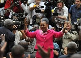 RCA : Cathérine Samba Panza coffre des journalistes