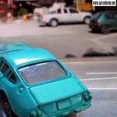 FERRARI 365 GTB SPORTIE MC TOY 1/64. - car-collector.net: collection voitures miniatures