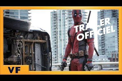 Deadpool de Tim Miller avec Ryan Reynolds et Morena Baccarin