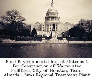 Read online pdf  Final Environmental Impact Statement for Construction of Wastewater Facilities, City of Houston, Texas  Almeda - Sims Regional Treatment Plant
