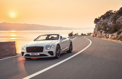 Bentley Continental GT convertible : déshabillez-moi !