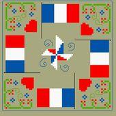 Grille Gratuite 2011: 14 Juillet - Le Blog des Dames