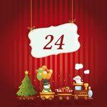 Echange de l'Avent 2012.... 24 décembre ...