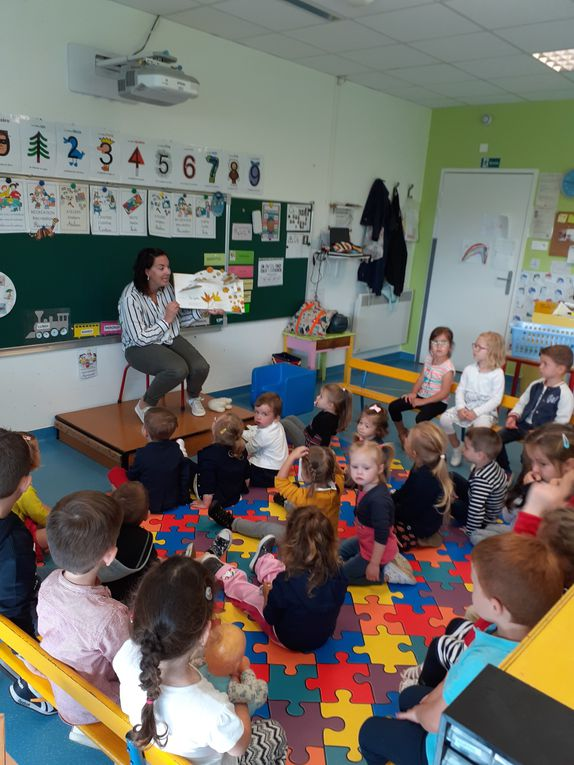 1er jour en maternelle