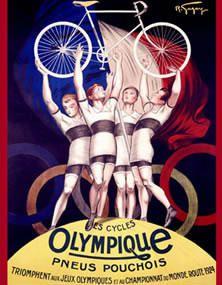 Poster Pneus Pouchois