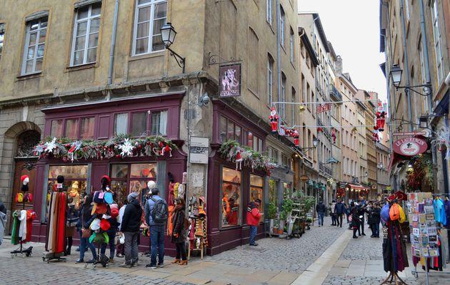 Le Vieux Lyon... (1)