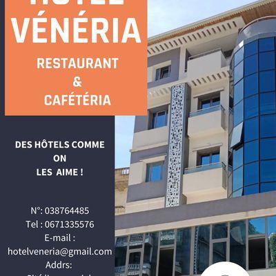 Vénéria Russicada_Hôtel Restaurant & Cafétéria à Skikda