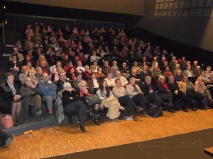 L'Assemblée Générale du CAPER Nord Isère 12 février 2015