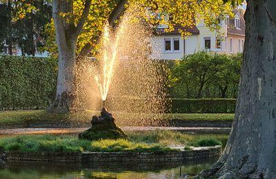 Schmuckbild vom Hofgarten in Veitshöchheim