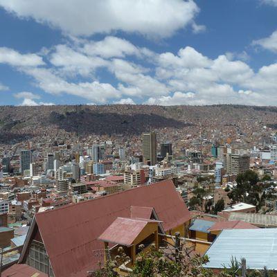 De La Paz au lac Titicaca