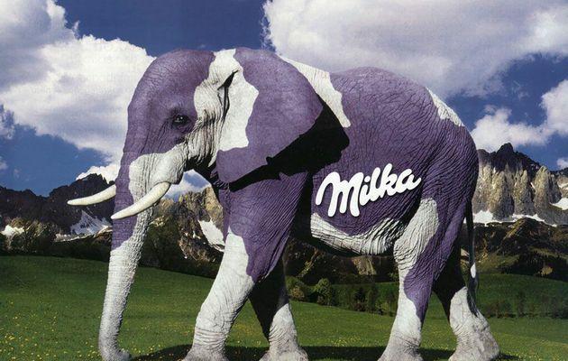 L'instant pub : Milka !
