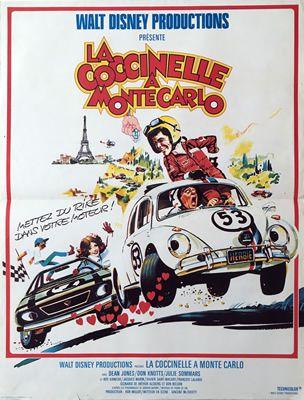 La Coccinelle à Monte-Carlo de Vincent McEveety
